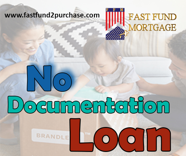 No Doc Loan in California